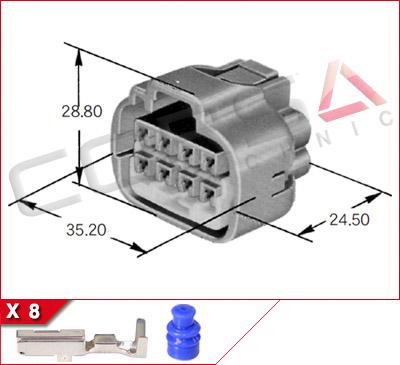 8-Way Kit