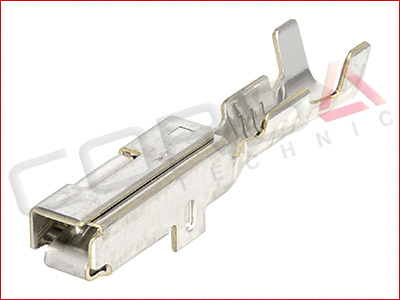 090II Unsealed Series Socket Contact