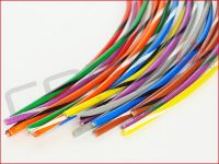 22 AWG MIL-W-22759/16-22 Wire With Stripe