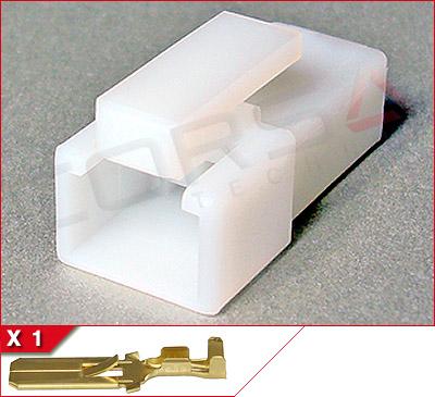 1-Way Plug Kit