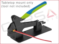 Bench top mount for Rennsteig Crimp System Tool PEW 12