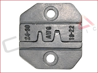 "Small Open Barrel Terminal ""F"" Crimp Die"
