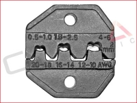 "Standard Open Barrel ""F"" Crimp Die"