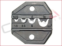 "Uninsulated Terminal ""W"" Crimp Die"