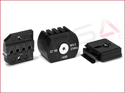Rennsteig PEW 12 Die Set for Delphi/Aptiv GT-150 4.5cl socket terminals