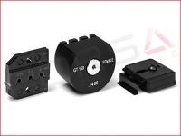 Rennsteig PEW 12 Die Set for Delphi/Aptiv GT-150 3.5cl socket terminals