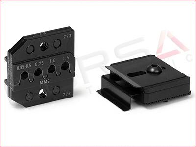 Rennsteig PEW 12 Die Set for AMP/TE Superseal 1.5 terminals