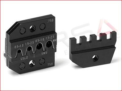 Rennsteig PEW 12 Die Set for AMP/TE JPT pin terminals