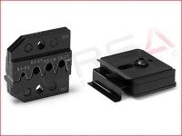 Rennsteig PEW 12 Die Set for AMP/TE JPT socket terminals