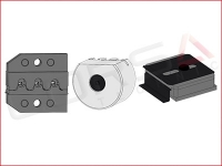Rennsteig PEW 12 Die Set for Delphi Metri-Pack 280 Socket Terminals .35-.5 mm2, and Tangless .8-1.0 mm2