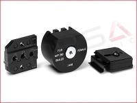 Rennsteig PEW 12 Die Set for Delphi Metri-Pack 280 Socket Terminals, 2.00 - 5.00 mm2
