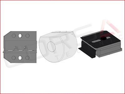 Rennsteig PEW 12 Die Set for MLK 1.2 SWS socket terminals