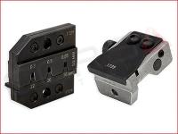 Rennsteig PEW 12 Die Set for TS 040 unsealed, MLC 040 III, 91 TK socket terminals