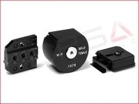 Rennsteig PEW 12 Die Set for Weather Pack Terminals, size 3-4