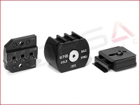 Rennsteig PEW 12 Die Set for Delphi/Aptiv MP-630 Unsealed terminals, 1.0-3.0 mm2