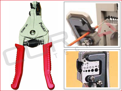 22-8 AWG Automatic Wire Stripper