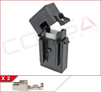 1x ATM Mini Fuse holder