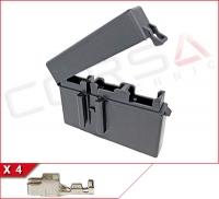 2x ATM Mini Fuse box