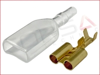 4.0mm Double Bullet Receptacle kit