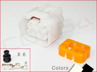 6-Way Receptacle Kit