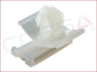 Yazaki Connector Clamp (5x10mm hole)