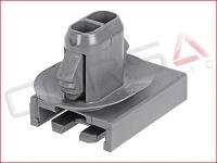 Yazaki Connector Clamp (7x12mm hole)