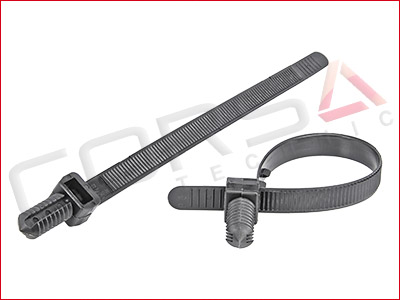 Harness Band Clamp (6.5mm hole)