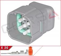 20-Way Plug Kit