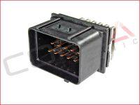 18-Way PCB Header Plug