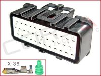 36-Way Receptacle Kit