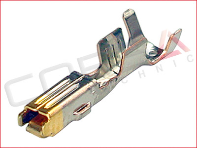 Econoseal III Wire to Board Series Socket Contact (20-16 AWG)