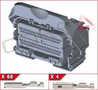 70-Way (66+4) Kit