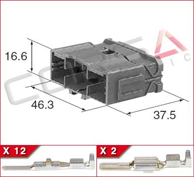 14-Way (12+2) Hybrid Kit
