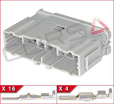 20-Way (16+4) Hybrid Kit