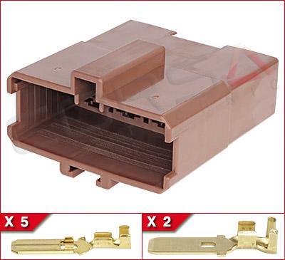 7-Way (5+2) Hybrid Kit