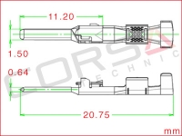 HLC Series Pin Contact