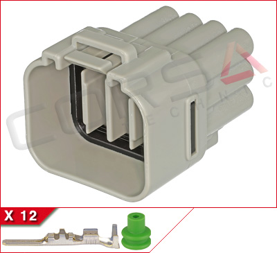 12-Way Plug Kit