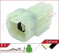4-Way Plug Kit