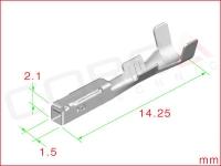 HU Series Socket Contact