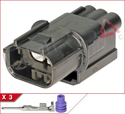 3-Way Plug Kit