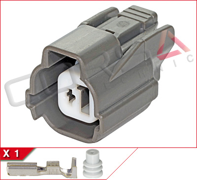 1-Way Receptacle Kit