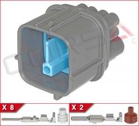 10-Way (8+2) Hybrid Kit