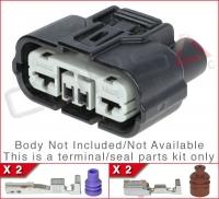 4-Way (2+2) Hybrid Parts Kit