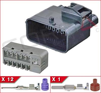 13-Way (12+1) Hybrid Kit
