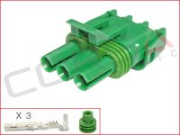3-Way Receptacle Kit