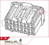 16-Way Kit