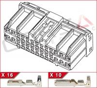 26-Way (16+10) Hybrid Kit