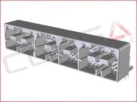100-Way PCB Header