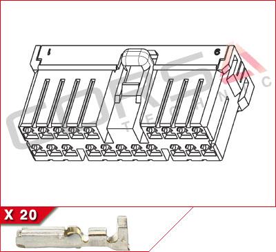 20-Way Kit