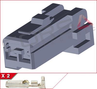 2-Way Kit, Right Keying